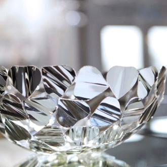 Ciotola in argento decorata Ottaviani