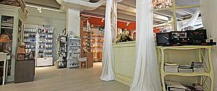negozio Ninfea Rovigo Bomboniere home
